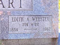Edith <i>Webster</i> Hart