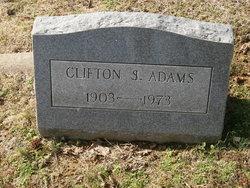 Clifton Adams