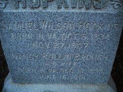 Samuel Wilson Hopkins