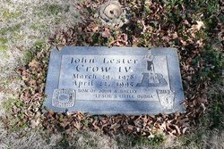 John Lester Crow, IV