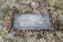 Ida May <i>Shepard</i> Crow
