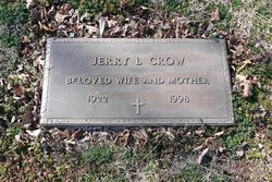 Geraldine Louise Jerry <i>Pappan</i> Crow