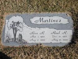 Raul R Martinez
