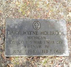 Gary Wayne Holbrook
