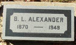 B L Alexander