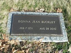 Donna Jean <i>Weaver</i> Buckley