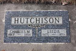 Elizabeth Lizzie Hutchison