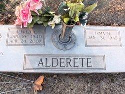 Alfred C Alderete