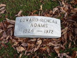 Edward Reneau Adams