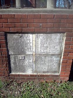Saint Mary Baptist Church Cemetery