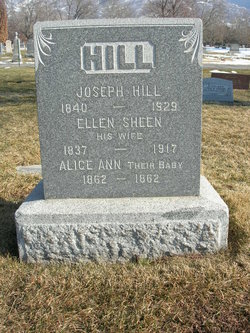 Joseph Hill, Jr
