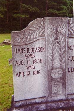 Jane B. <i>Camp</i> Beason