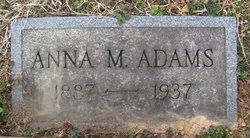 Anna Mary <i>Trostle</i> Adams