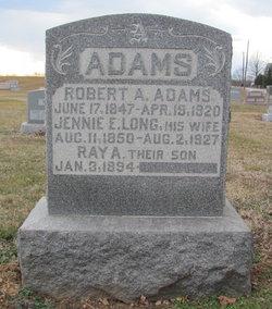 Robert A. Adams