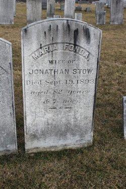 Maria Hun <i>Fonda</i> Stow