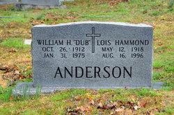 Lois <i>Hammond</i> Anderson