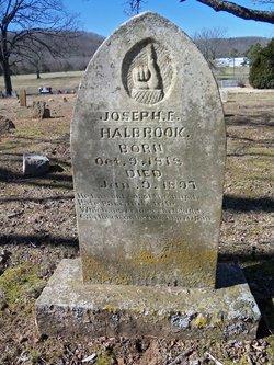 Joseph Erwin Halbrook
