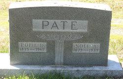 Edith Popie <i>Denham</i> Pate