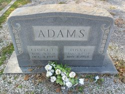 Rosa Cenora <i>Griffin</i> Adams