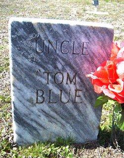 Thomas D. Tom Blue