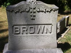 Infant son of N. & M.E. Brown