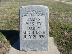 James Welsey Darby