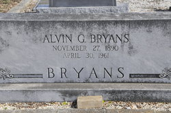 Alvin G Bryans