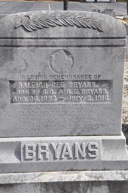 Raleigh Gee Bryans