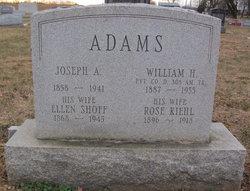 Clara Rosanna Rose <i>Kiehl</i> Adams
