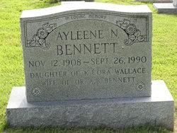 Ayleene N. <i>Wallace</i> Bennett