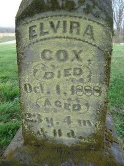 Elvira <i>Gibbons</i> Cox