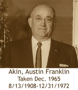 Austin Franklin Akin