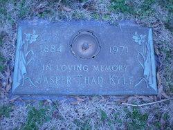 Jasper Thad Kyle