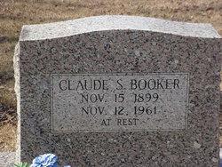 Claude Shafter Booker