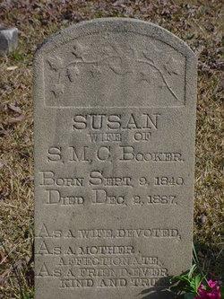 Nancy Emaline Susan <i>Meador</i> Booker