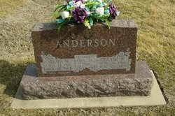 Selma Mae <i>Salyers</i> Anderson