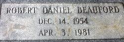 Robert Daniel Beauford