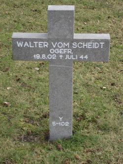 Walter Vom Scheidt