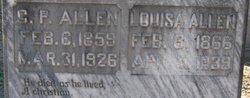 Charles P. Allen