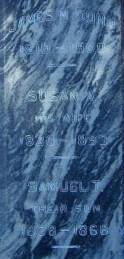 Samuel T Dunn