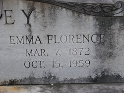 Emma Florence <i>Jones</i> Hendley