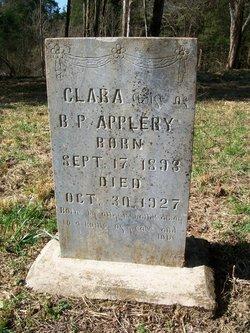 Clara Appleby