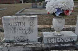 Austin Columbus Bohannon, Sr