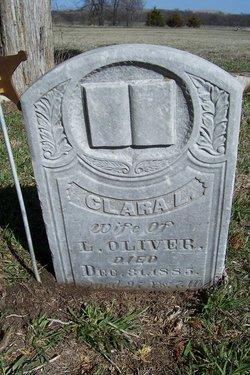 Clara L <i>Daily</i> Oliver
