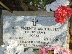 PFC Jose Vicente Archuleta