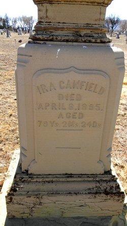Ira Canfield