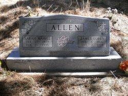 Sarah <i>Mahill</i> Allen