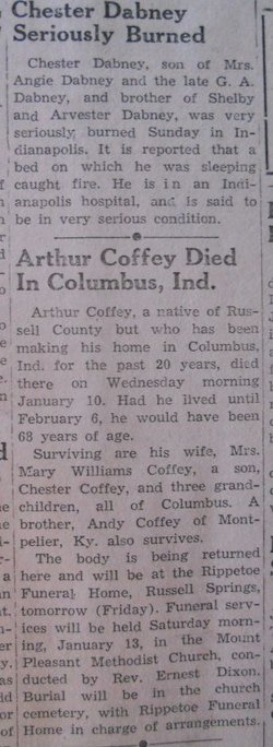 Arthur Coffey