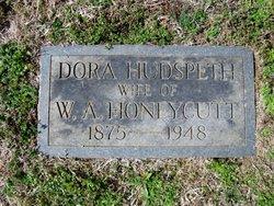 Dora Etta <i>Hudspeth</i> Honeycutt