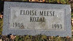 Eloise Ivalene <i>Meese</i> Kozal